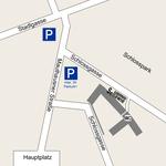 Anreise und Parkplätze