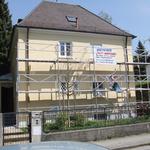 Außenanstrich-Einrüstung-München