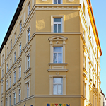 Denkmalschutz Wohnhausrenovierung mit Gewerbeanteil München - Innenstadt - nachher