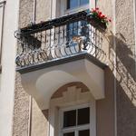 Denkmalschutz Historischer Balkon - München-Altstadt - nachher