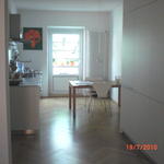 Neugeschaffener Wohn-Küchenbereich-Wörle-München