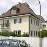 Außenanstrich-Fassade-Einfamilienhaus