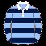"Rugbyhemd ""Geringelt"""
