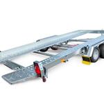 Autotrailer 2500 kg