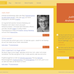 Desktop: Startseite