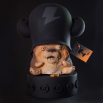 """Amazing Teddy Trooper"" by Mr.Mitote / https://www.instagram.com/mr_mitote/"