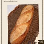 「フランスパン」 2本 ¥3500