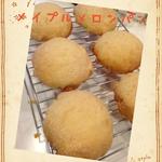 「メイプルメロンパン」 6個 ¥3500