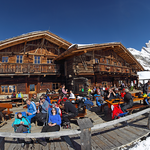 Baita-Daniel-Hütte-Val-Gardena-Gröden Ski-Hütte Seceda St. Ulrich Ortisei - Gourmet Südtirol
