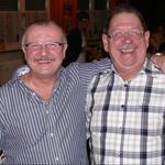 Bingogewinn zum Zweiten, Eddi und Norbert Winkenbach