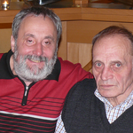 Unsere Senioren Edwin und Alfred