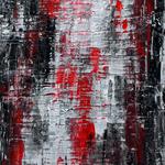 BRwand, 40 x 50 cm, Acryl auf Leinwand - Verkauft