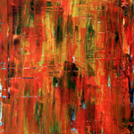 Moronas, 60 x 80 cm, Acryl auf Leinwand