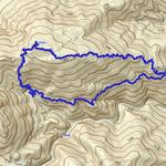 GPSトラックログ(時計回り歩き)
