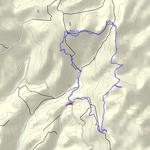 GPSトラックログ (時計回り)
