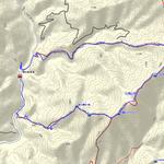 GPSトラックログ(時計まわり歩き)