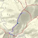 GPSトラックログ   青旗はH2110mポイント