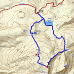 GPSトラックログ(時計回り)
