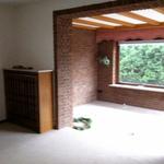Wohnraum, vorher