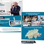 DAB+ Radio – Einführungskampagne