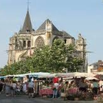 marché du Neubourg