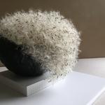 Löwenzahn-Samen in Papierschale, Höhe ca 15cm