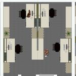 4er Büro Variante 4