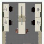 4er Büro Variante 1