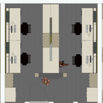 4er Büro Variante 2