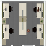 4er Büro Variante 3
