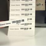Permanente Textilkennzeichnung: Namenetiketten