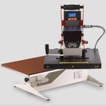 Permanente Textilkennzeichnung: Bild Automatischer Patcher