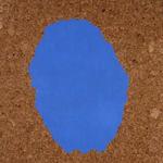 Paysages (Copernicus) - huile sur liège - 80,5 x 66,5 cm - 1986 (remake 2001) - Musée d'art moderne et contemporain, Strasbourg