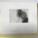 Papier Moulin Larroque 25 x32 cm, planche 12,4 x 16,8 cm