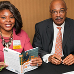 7th US Secretary of Education Dr. and Mrs. Rod Paige attend award luncheon.
