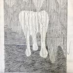 ddbbb, 120 x 100 cm, 2018