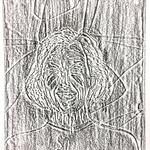 om, 80 x 70 cm, 2017