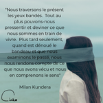 Time to C'ink - Citation - Conscience de soi - Kundera