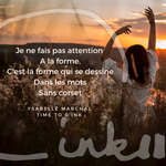 Time to C'ink - Citation - Ecrire - Ysabelle Marchal