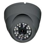 "CAMARA DE SEG. IVIEW 3.6mm 480TVL 1/3""Sony Super HAD 24 x IR LED Night Vision~25M/GRIS"