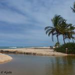 Bild: Arraial d´Ajuna - Flussmündung