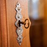 Der Landhaus Schrankschlüssel