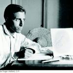Roger Vieillard - husband and fellow artist