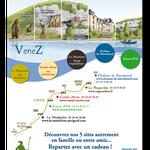 Page publicitaire pour la brochure Hébergement, Sarlat Périgord Noir 2014