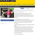 2008/08 MaxFunTiming - Laufsportplattform