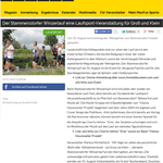 2014/07 MaxFunTiming - Laufsportplattform