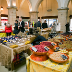 Overdekte Markt in Beaune