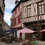 Straatje in Dijon