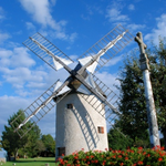 Windmolen Montceau-et-Echarnant