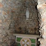 19e Eeuwse grot van Lourdes en Rocaille in Grandmont